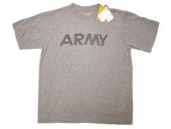 画像1: Deadstock 2000'S US.ARMY IPFU Tee SOFFE DRI-RELEASE US.Fabric