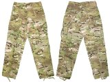 Deadstock 2000'S US.ARMY Combat Trousers MultiCam FLAME RESISTANT