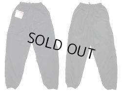 画像1: Deadstock 1999'S US.ARMY IPFU Nylon Pants 黒 フィジカルフィットネス パンツ