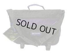 画像1: OUTDOOR PRODUCTS MESSENGER BAG BRIEFCASE NOS 黒×紫 アメリカ製