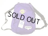 OUTDOOR PRODUCTS LA LAKERS Back Pack NOS デッドストック アメリカ製