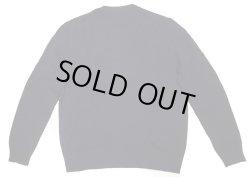画像2: POLO Ralph Lauren BEAR Sweater ポロ・ベアークルーセーター 紺 リネン混