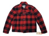 LEVI'S SHERPA TRUCKER JK Buffalo Plaid Pile リーバイス パイル トラッカー