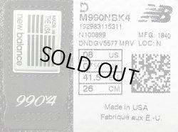 画像5: New Balance M990NBK4 Made in USA ニューバランス M990NBK4 アメリカ製