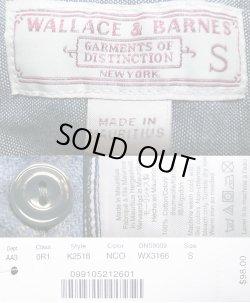 画像4: WALLACE & BARNES by J.Crew Plaid Flannel 紺 へヴィ・フランネルシャツ