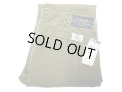 画像1: POLO Ralph Lauren HBT Utility Trousers ポロ ベイカーパンツ Vintage加工