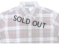 画像1: Ralph Lauren Plaid Oxford B.D. Shirts Classic Fit プレイド オックスフォード