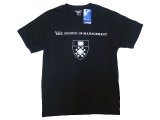 "Champion®College Tee チャンピオン・カレッジT 紺 ""Yale School of Management"""