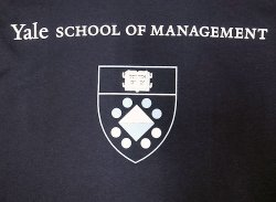 "画像3: Champion®College Tee チャンピオン・カレッジT 紺 ""Yale School of Management"""