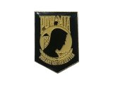 Deadstock US.Military Pins #610 POW MIA(Prisoner of War  Missing in Action)