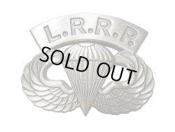 """画像1: Deadstock US.Military Pins #619 US ARMY AIRBORNE """"L.R.R.P."""" Pins"""