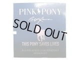 "RALPH LAUREN PINK PONY PIN ""LOVE PINK"" ピンク・ポニー ピンバッジ"