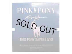 """画像1: RALPH LAUREN PINK PONY PIN """"LOVE PINK"""" ピンク・ポニー ピンバッジ"""