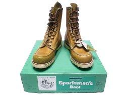 画像1: CEDAR CREST Sportsman's Boot1555 1980'S NOS セダークレスト 8インチ