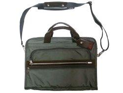 画像1: TUMI 14inch Laptop Briefcase トゥミ ブリーフケース バリスティック・ナイロン 緑2