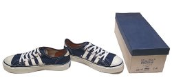 画像1: Deadstock 1970'S Keds ALL SPORTS  MK563 NAVY ケッズ 紺×白 箱付