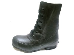 画像1: US Military Mickey Mouse Boots ECW RUBBER INSULATED NOS 米軍実物