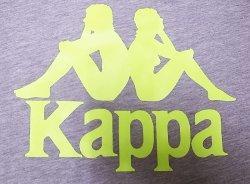 画像3: Kappa Authentic Tee Reguler Fit カッパ オミニ Tシャツ 綿100% エジプト製
