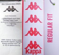 画像5: Kappa Authentic Tee Reguler Fit カッパ オミニ Tシャツ 綿100% エジプト製