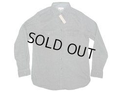 画像2: WALLACE & BARNES Twill Flannel Shirts ウォレス&バーンズ フランネル