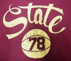 """画像3: J.Crew """"State 78"""" Graphic Tee  ジェイ・クルー プリントTシャツ Vintage加工"""
