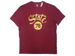 """画像1: J.Crew """"State 78"""" Graphic Tee  ジェイ・クルー プリントTシャツ Vintage加工"""
