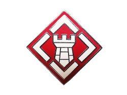 画像1: Deadstock US.Military Pins #746 US Army 20th Engineer Brigade Pin