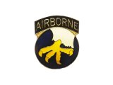 Deadstock US.Military Pins #754 USARMY 17th Airborne Division Pin 小