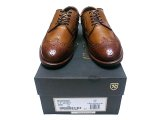 Allen Edmonds MCGREGOR  Wing-Tip WALNUT アレン・エドモンズ USA製 箱付