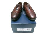 BROOKS BROTHERS Mcallister WG BUR Made by Allen Edmonds USA製 箱付
