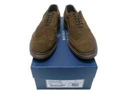 画像1: BROOKS BROTHERS NEUMOK SNUFF SUEDE Made by Allen Edmonds USA製