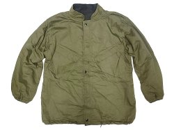 画像1: Deadstock 1978'S US.ARMY.CHEMICAL PROTECTIVE JACKET 米軍実物