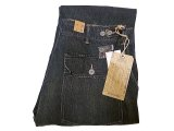 RRL(Double RL) US.ARMY M-41Denim Trouser Vintage加工 ダブルアールエル