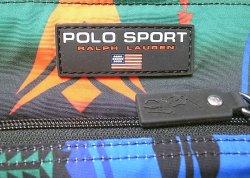 画像4: POLO SPORT  WAIST BAG ポロ・スポーツ ウエストバック ネイティブ柄 #3