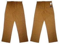 画像1:  Stan Ray® Brown Duck Baker Pants NOS スタンレーベイカーパンツ アメリカ製