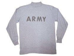 画像1: Deadstock 2009'S US.ARMY L/S T-Shrits (IPFU) 米軍 フィジカル ロンT USA製