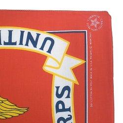 画像3: Deadstock 1986-95'S USMC(United States Marine Crops) Bandana アメリカ製
