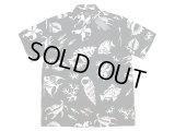 POLO RALPH LAUREN Cotton Hawaiian Shirts ポロ・ラルフ ハワイアン 紺