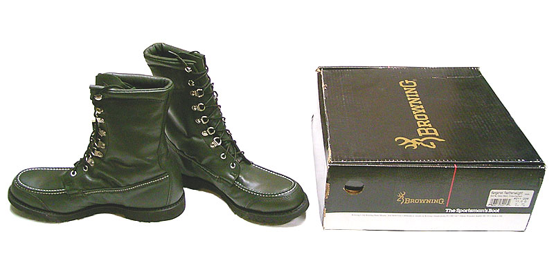 Deadstock 1990 S Browning Kangaroo Featherweight Boot