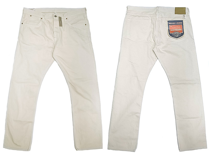 Wallace Amp Barnes By J Crew Pike Slim Fit White Jeans ウォレス