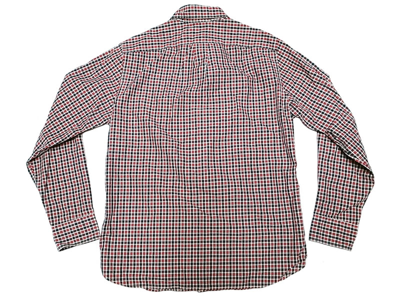 J crew 2 ply cotton gingham b d shirts classic for 2 ply cotton shirts