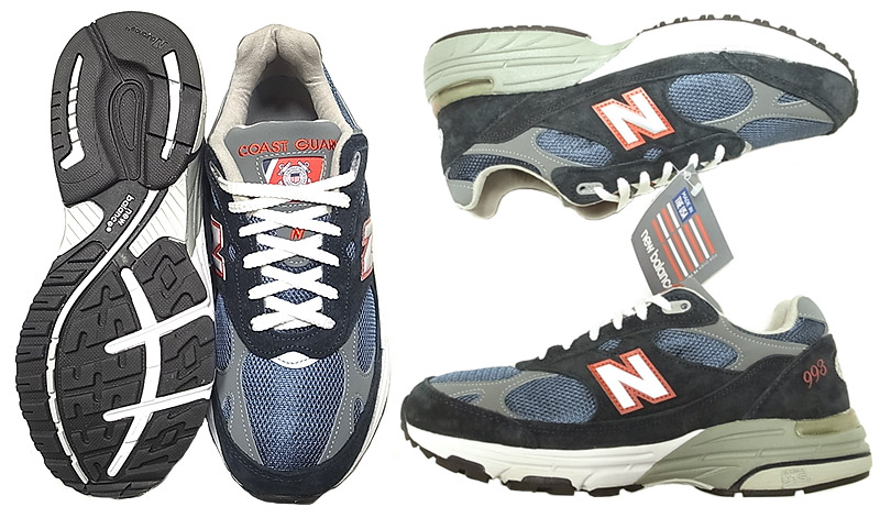 new arrival 7056c d0593 New Balance MR993CGD (US.COAST GUARD) ニューバランス ...