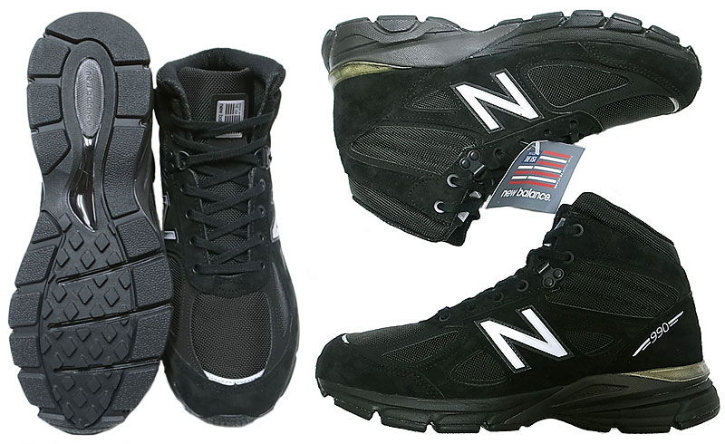 hot sale online 8be9d bd9b8 New Balance MO990BK4 Made in USA ニューバランス MO990BK4 ...