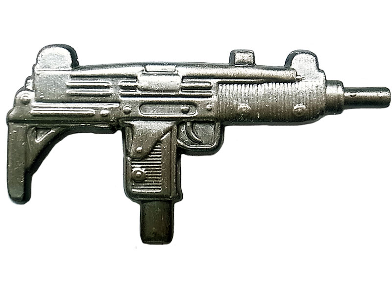 Deadstock US.Military Pins #729 UZI Submachine gun Pin ウージー短 ...